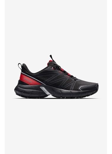 Lescon Easystep Drift 2 Siyah Kadın Spor Ayakkabı Siyah